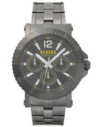Versus - Versus By Versace Steenberg Multifunction Bracelet Watch - Lyst