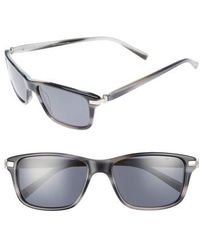 48dc2a6247 Lyst - Ted Baker Rounded Frame Sunglasses in Blue for Men