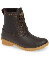 PENDLETON BOOT - Pendleton Waterproof Duck Boot - Lyst