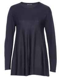 Eileen Fisher - Lyocell & Silk Sweater - Lyst