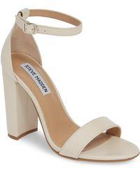 24f125a8117d Lyst - Steve Madden Gonzo Platform Sandal in Pink