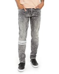 Hudson Jeans - Sartor Slouchy Skinny Fit Jeans - Lyst
