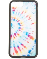 Wildflower - Tie Dye Iphone 6/7/8 Plus Case - Lyst