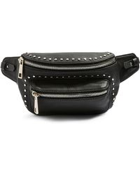TOPSHOP - Branden Chain Belt Bag - Lyst