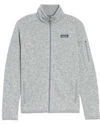 Patagonia | 'better Sweater' Jacket | Lyst