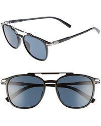 Ferragamo - Double Gancio 54mm Polarized Sunglasses - Lyst