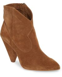 Vince Camuto - Movinta Bootie - Lyst