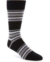 Calibrate - Madrona Stripe Socks - Lyst
