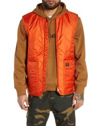 Carhartt WIP - Newton Quilted Vest - Lyst