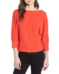 Trouvé - Dolman Sleeve Top - Lyst