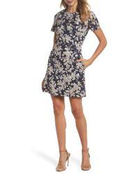French Connection - Rishiri Sheath Dress - Lyst