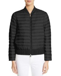 Moncler - Barytine Quilted Bomber Jacket - Lyst