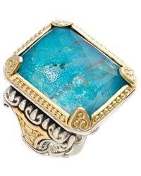 Konstantino | 'iliada' Semiprecious Ring | Lyst