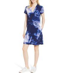 Kenneth Cole - Jersey Shift Dress - Lyst