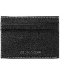 Johnston & Murphy - Leather Card Case - - Lyst