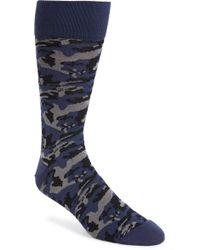 Calibrate - Camo Socks - Lyst