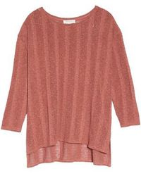 Two By Vince Camuto - Drop Needle Sweater - Lyst