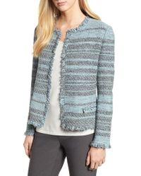 NIC+ZOE - Must-have Tweed Jacket - Lyst