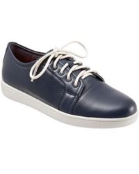 Trotters - Arizona Leather Sneakers - Lyst