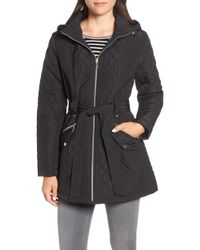 Gallery - Quilted Jacket - Lyst