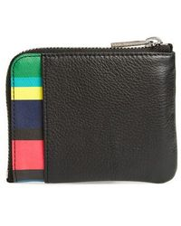 Paul Smith - Corner Zip Wallet - Lyst