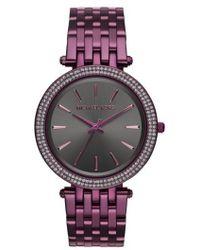 Michael Kors - 'darci' Bracelet Watch - Lyst