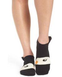 Make + Model - Nordstrom Butter 2-pack Ankle Socks, Black - Lyst
