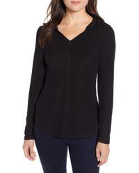 Bobeau - Sweater Hoodie - Lyst