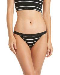 Joe's - Amplify Logo Bikini - Lyst