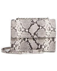 Tory Burch   Fleming Convertible Leather Shoulder Bag   Lyst