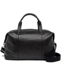 Cole Haan - Saunders Leather Duffel Bag - Lyst