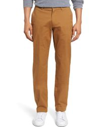 Bonobos - Slim Fit Stretch Washed Chinos - Lyst