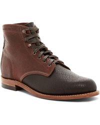 Wolverine - 1000 Mile Combat Boot - Lyst