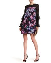 Cece by Cynthia Steffe - Camille Tiered Dress - Lyst