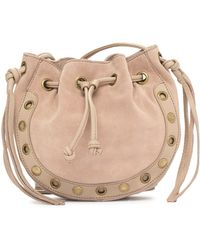 Lucky Brand - Tuli Suede Crossbody Pouch - Lyst