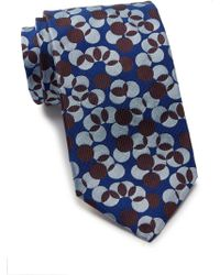 Thomas Pink - Lely Spot Silk Tie - Lyst
