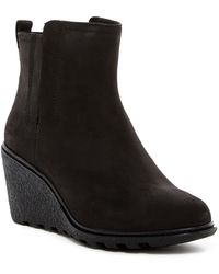 Timberland - Amston Chelsea Wedge Boot - Lyst