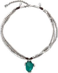 Uno De 50 - Fatal Attraction Necklace - Lyst