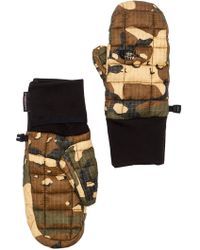 The North Face - Thermoball Quilted Mitts - Lyst