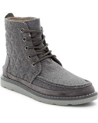 TOMS - Quilted Searcher Boot (women) - Lyst