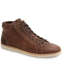 Dune - Sugar Snap High Top Sneaker - Lyst
