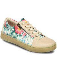 Born - Tamara Tropical Sneaker - Lyst