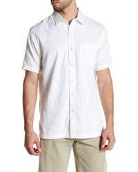 Tori Richard - Ice Cubes Short Sleeve Regular Fit Shirt - Lyst