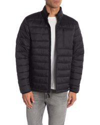 Joe Fresh - Corpuff Hooded Parka Jacket - Lyst