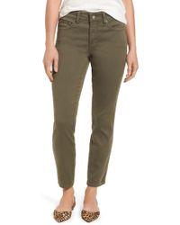 NYDJ - Ami Colored Stretch Skinny Jeans - Lyst