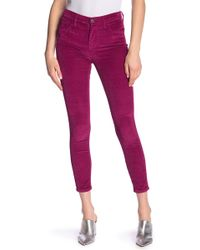 189cf5b385490 Nordstrom Rack · Current Elliott - The High Waist Stiletto Jeans - Lyst