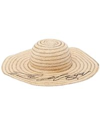 Michael Stars - A La Playa Straw Floppy Hat - Lyst
