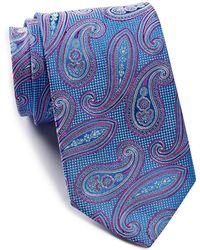 John W. Nordstrom - Melbourne Paisley Silk Tie - Lyst