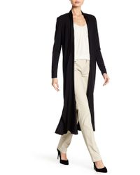 Lafayette 148 New York - Solid Duster - Lyst