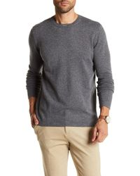 Autumn Cashmere - Double Collar Cashmere Sweater - Lyst